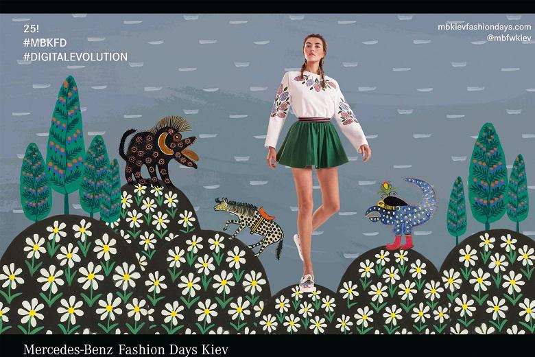 "Корпорація ""Біосфера"" – партнер Mercedes-Benz Kiev Fashion Days - Biosphere"