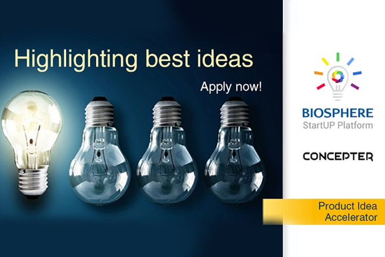 Biosphere Startup Platform та Concepter запускають акселератор стартапів - Biosphere