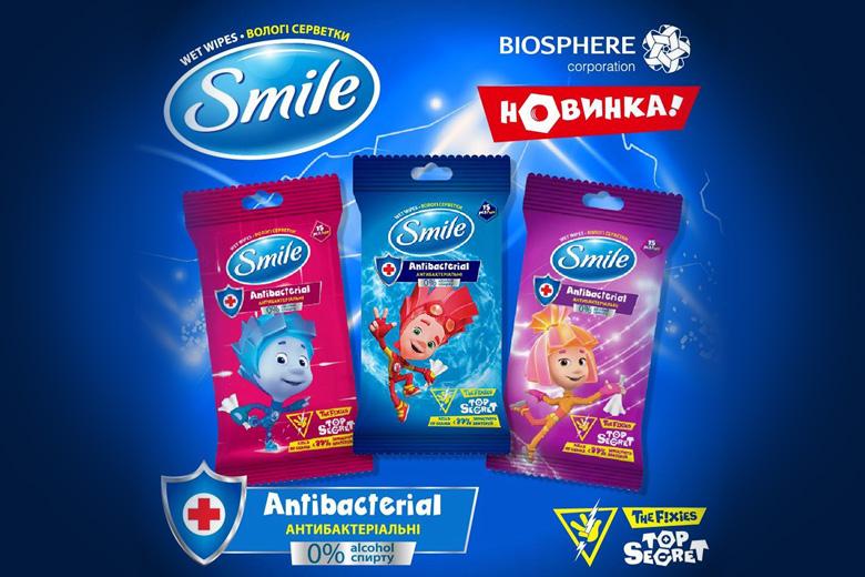 """Герої мультфільму """"Фіксики"""" – в портфелі ліцензій Smile - Biosphere"""