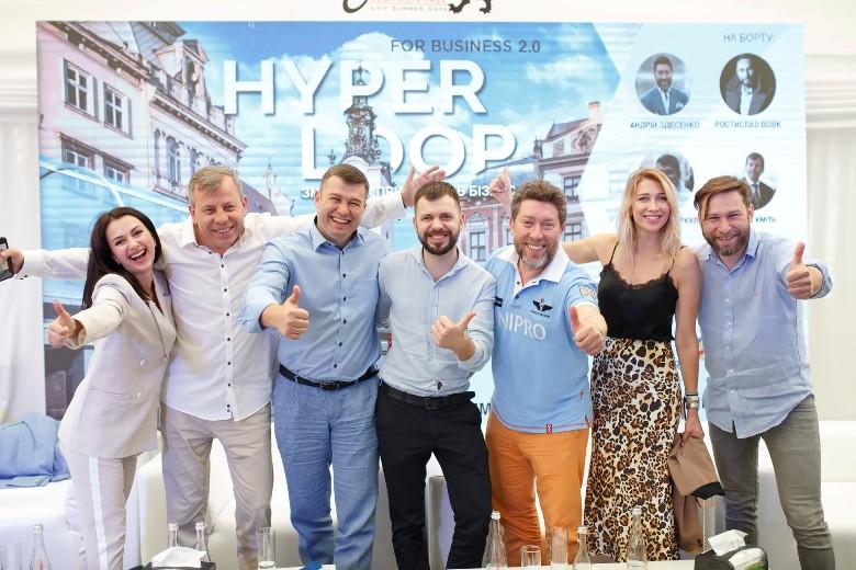 """""""Біосфера"""" провела Hyperloop for Business 2.0 у Львові - Biosphere"""