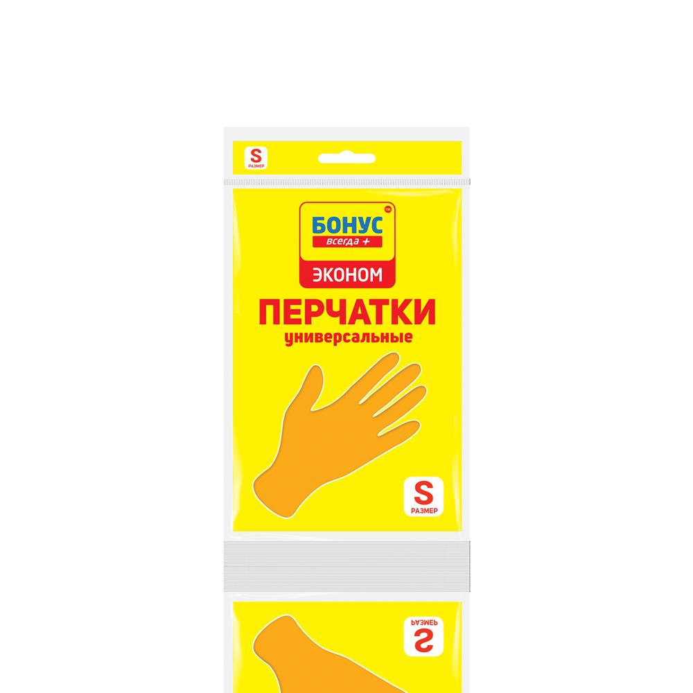 "БОНУС Рукавички гумові ""Економ"", S- Фото - Biosphere"