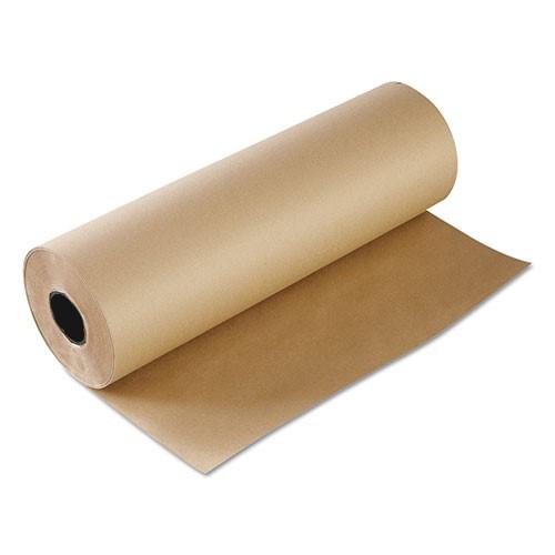 Пергамент PRO service в рулоні коричневий, 50м- Фото - Biosphere