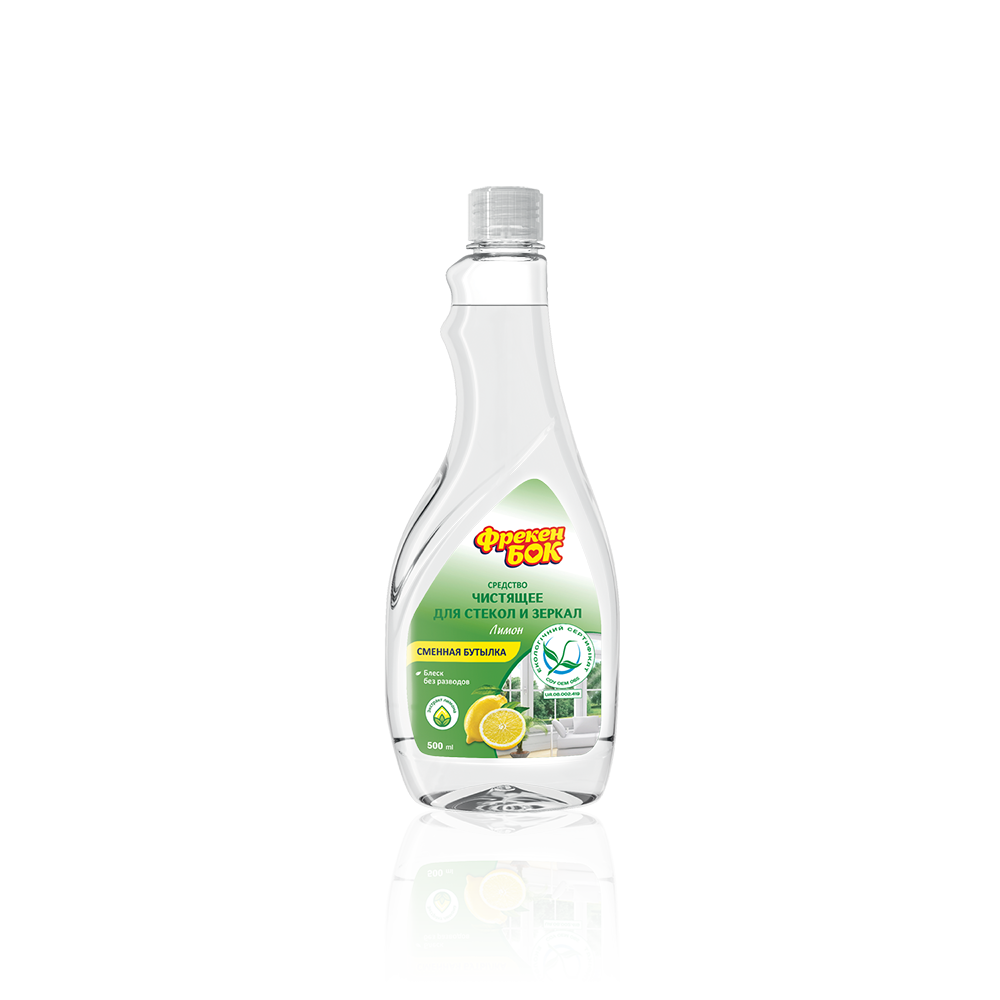 Freken BOK Glass cleaner « Lemon »- Фото 2 - Biosphere