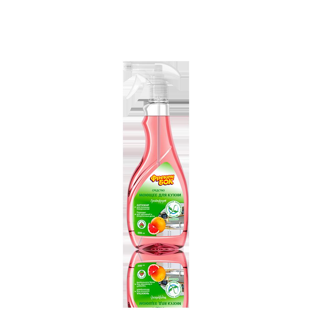 Фрекен БОК Засіб миючий для кухонь «Грейпфрут»- Фото - Biosphere