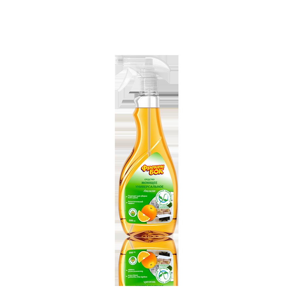 """Фрекен БОК Універсальний миючий засіб """"Апельсин""""- Фото - Biosphere"""