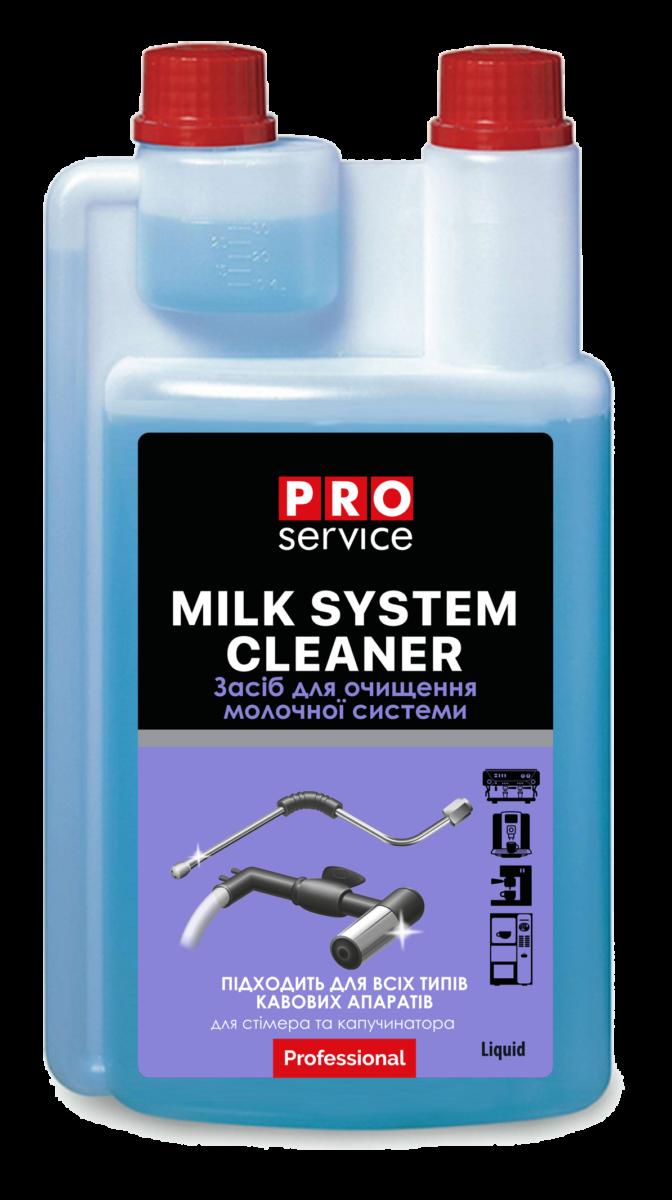 Рідина для миття молочної системи PRO service, 1л- Фото 3 - Biosphere