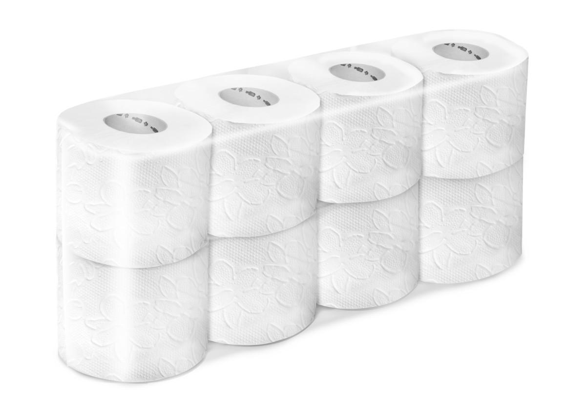 Папір туалетний PRO service Comfort eco 2 шари, 15 м- Фото - Biosphere