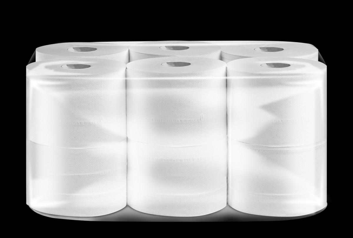 Рушник PRO service Premium для авт.дис, 2 шари, 150 м- Фото - Biosphere
