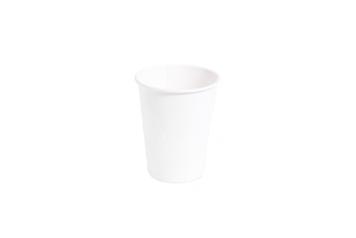Стакан паперовий PRO service білий, 110мл- Фото - Biosphere