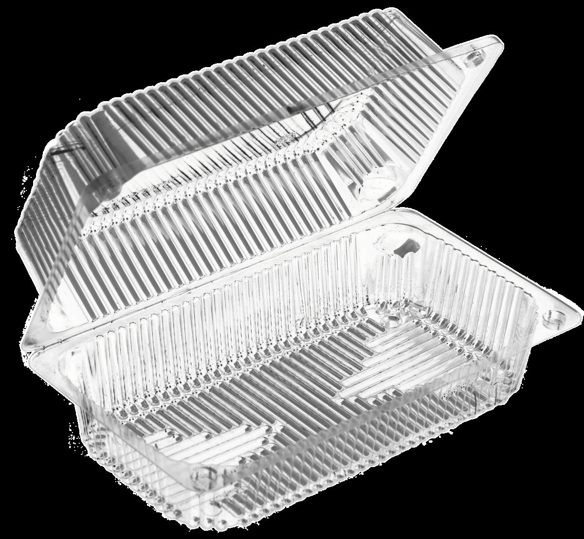 Харчовий PET-контейнер PRO serivce, 1740мл- Фото - Biosphere