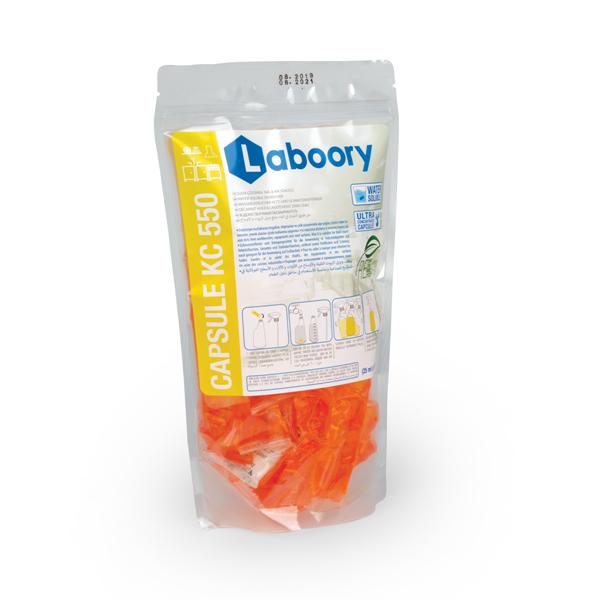 Засіб Laboory для поверхонь на кухні у капсулах, 20шт- Фото 2 - Biosphere