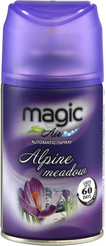 """Освіжувач повітря """"Magic Air"""" Альпійський луг автомат, 250мл- Фото - Biosphere"""