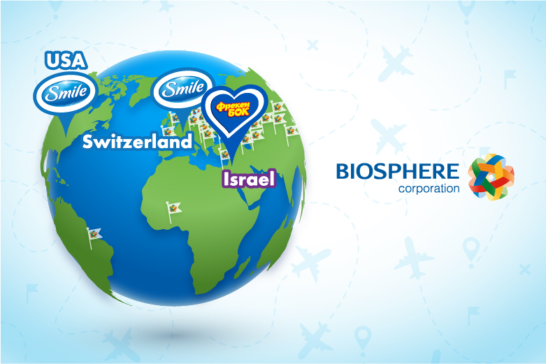 Biosphere Corporation exports to 3 more countries - Biosphere
